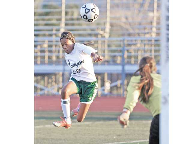 Prep soccer: Sticking with it