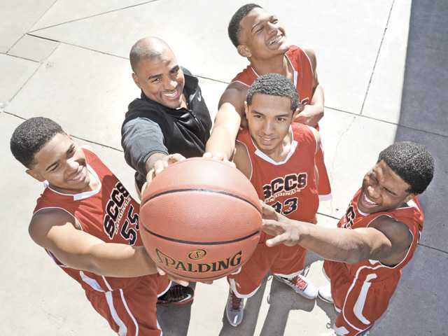Prep basketball: Making their luck