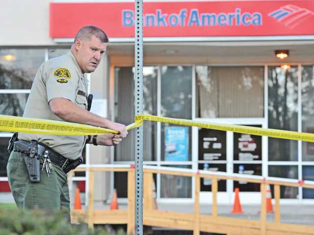 Year in review: Two local bank robberies in 2012 turn into chases