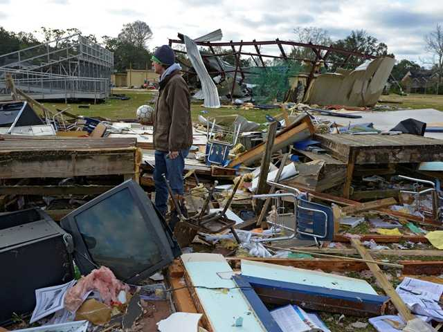 UPDATE: Death toll at 6 from severe holiday storms