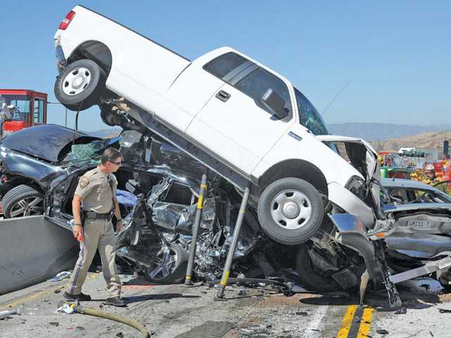 Year in Review: Year marred by crashes on one 'dangerous' stretch