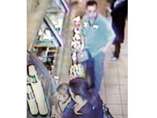 UPDATE: Victim hopes video will help with ID in iPad theft