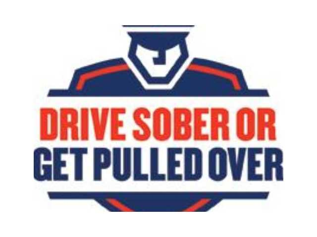 2,168 arrested during holiday DUI crackdown