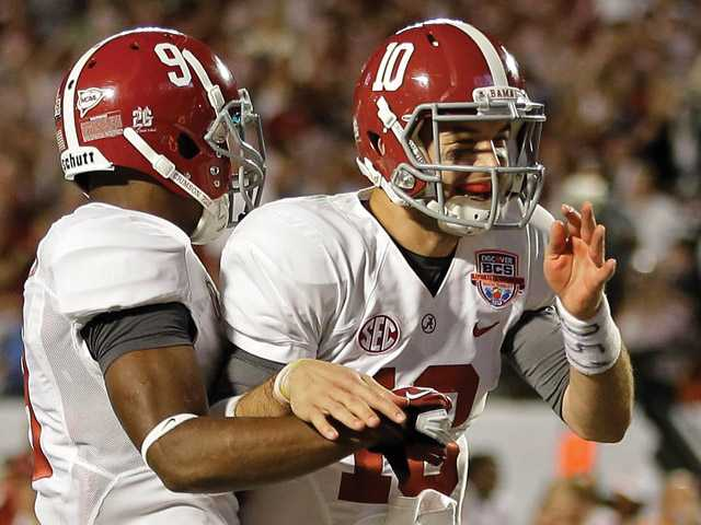 BCS title game: Tide rolls over Notre Dame