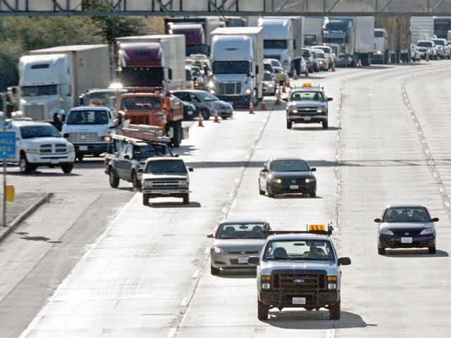 UPDATE: Grapevine fully reopened following overnight closure
