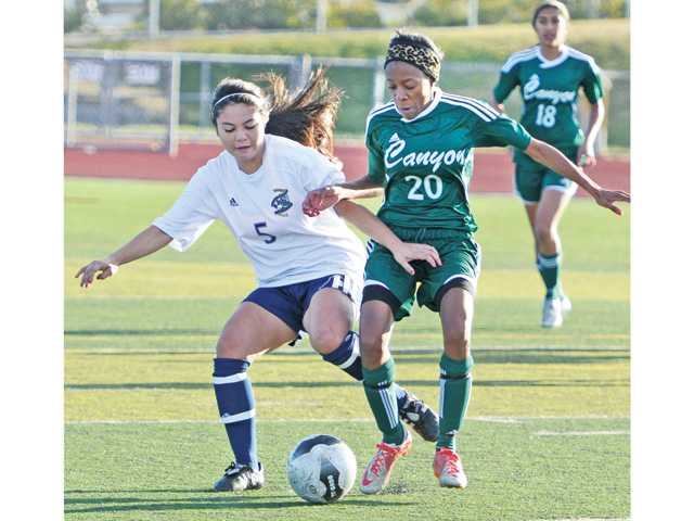Prep girls soccer: Almost just isnt enough