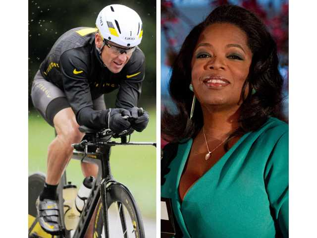 UPDATE: Armstrong tells Oprah he doped