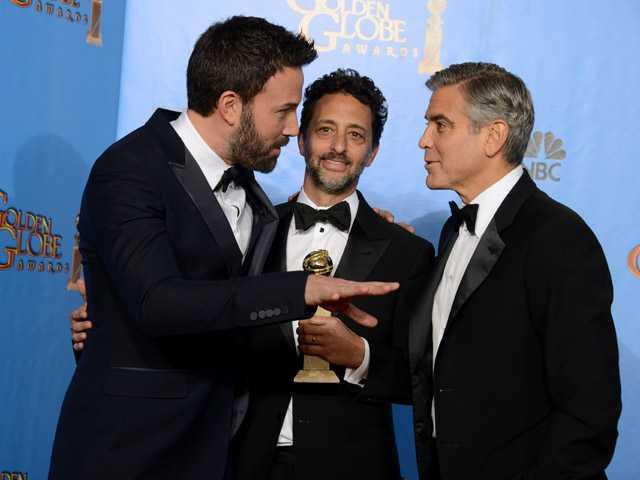 'Argo,' 'Les Miserables' win best-pic Globes