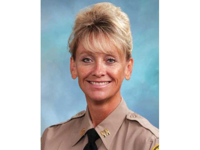 Sheriff's captain remains in hospital