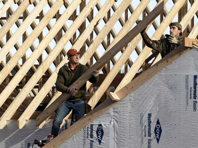 US home construction in 2012 highest in 4 years