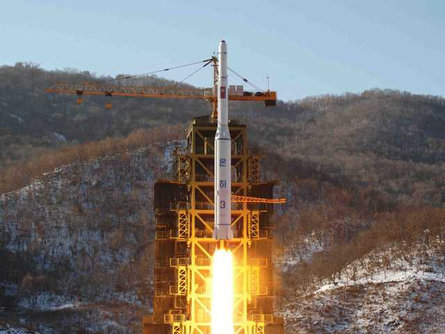 UN condemns North Korea's rocket launch