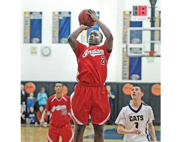 Prep boys basketball: Hart evens season series with Wildcats