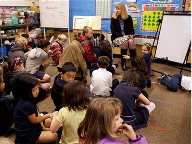 Days of small K-3 classes look done for in California