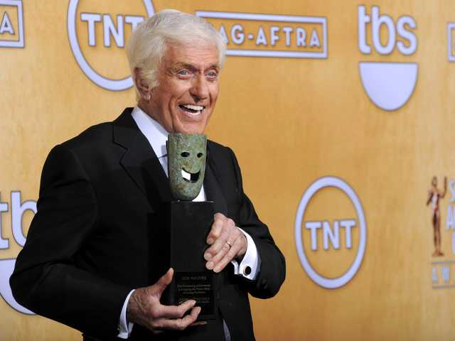 Dick Van Dyke honored for lifetime achievement 