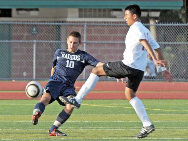 Prep boys soccer: Turnaround 'D'