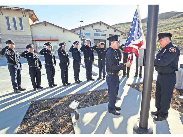 SCV gets new fire station