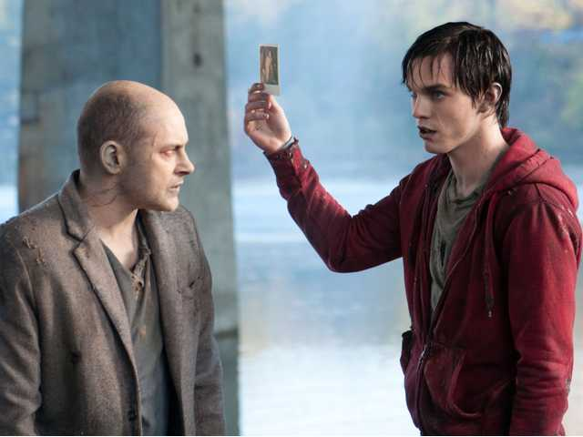 'Warm Bodies' tops box office with $20.4 million