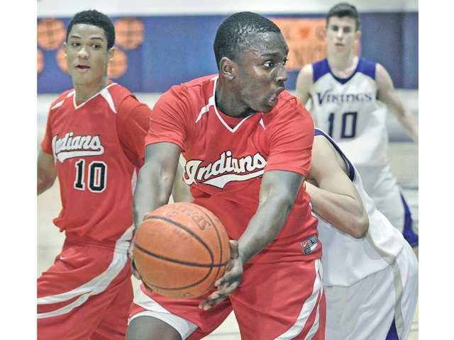 Prep boys hoops: Calm in crisis