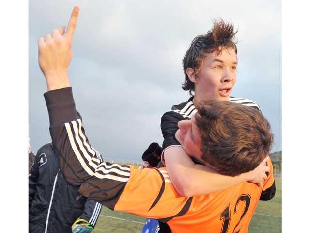 Prep boys soccer: Finale, first, finally