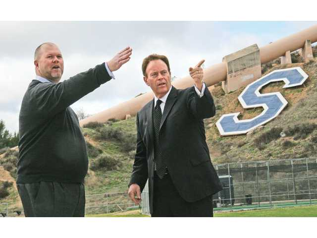 SCV 'Principal for a Day' draws community into schools