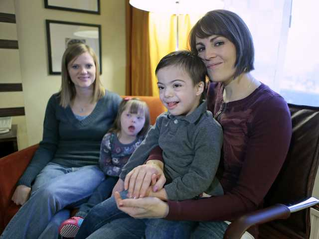 American adoptive mothers get their Russian kids