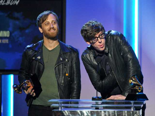 The Black Keys, Skrillex share early Grammys lead 