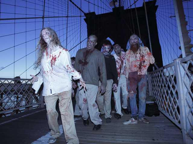 AMC hit 'Walking Dead' sets series ratings record