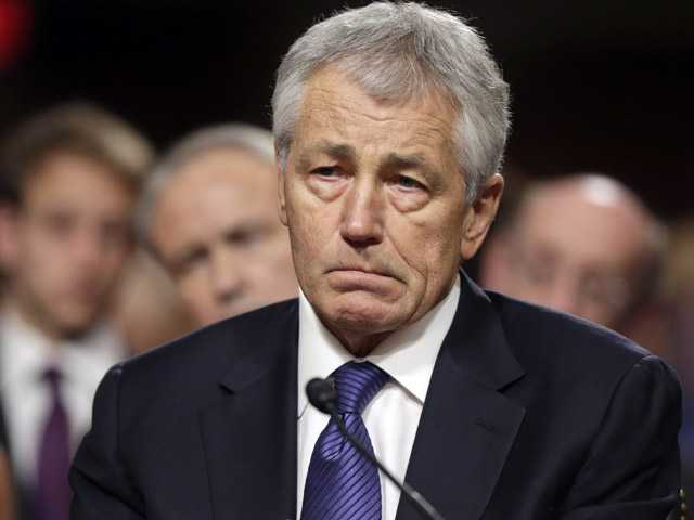 Senate GOP blocks Hagel vote for now