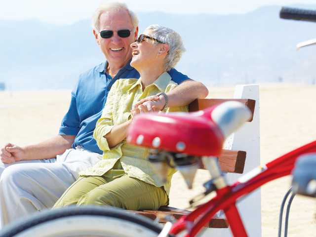 Active seniors have travel options