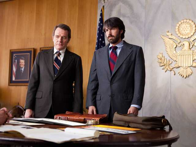 'Argo,' 'Zero Dark Thirty' win at Writers Guild