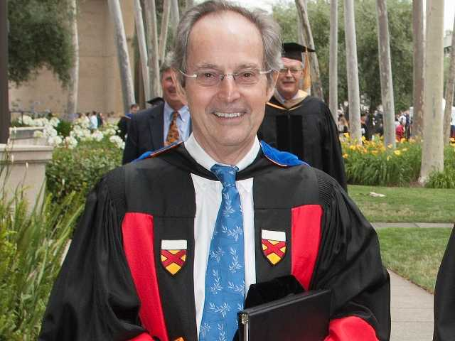 Caltech president to lead Saudi Arabian university