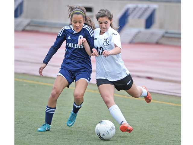 Prep girls soccer: Cardinals' conclusion