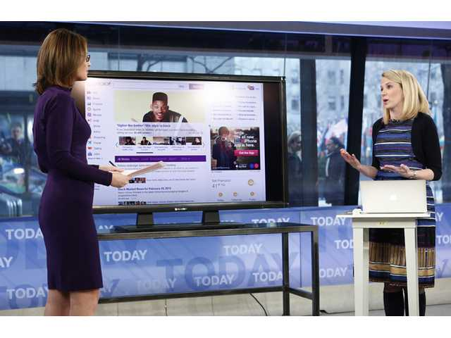 Yahoo redesign aims to make site more inviting