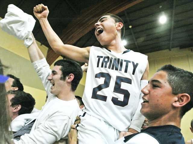 Prep boys basketball: Their Knight