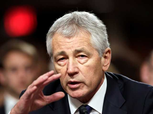 Senate confirms Hagel for defense secretary