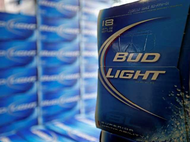 More water, less buzz in Bud, Michelob beer