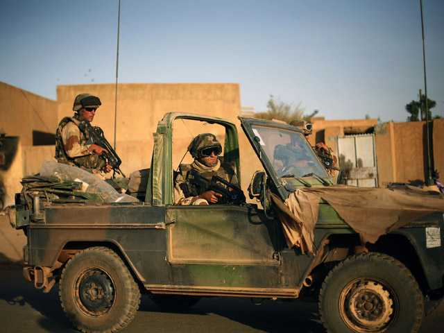 Officials: France in Mali until July or later