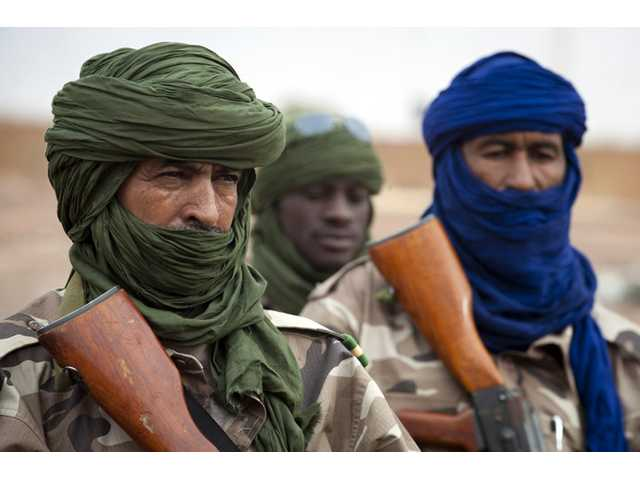 Chad's president: Al-Qaida chief killed in Mali