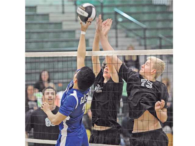 Canyon boys volleyball's rallying cry