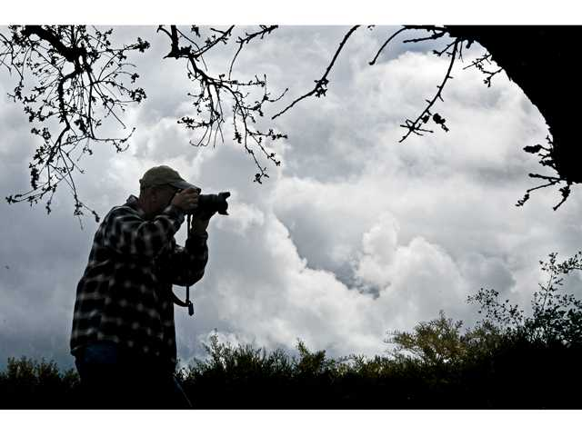 Sunshine due in SCV by Saturday afternoon
