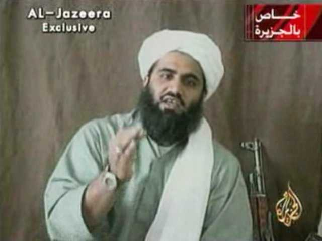 Bin Laden son-in-law could yield info on al-Qaida