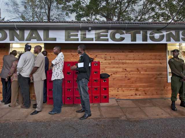 Kenya final vote total: Kenyatta has 50.03 pct