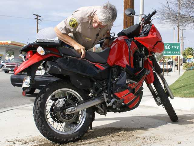 Canyon Country: Motorcyclist remains in serious condition more than a week after collision
