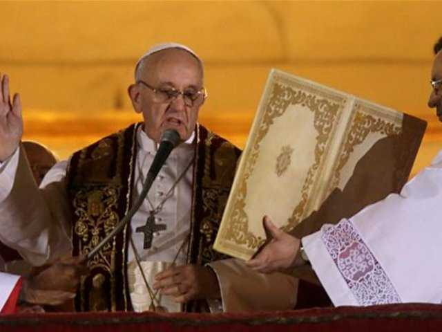 UPDATE: Argentine Cardinal Jorge Bergoglio elected pope