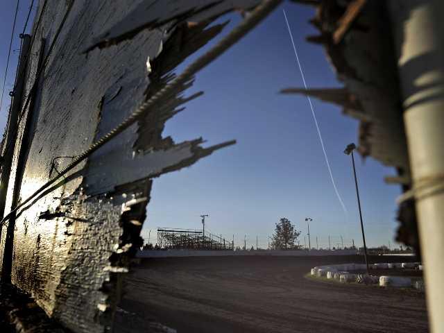 Calif. raceway crash probe looks at steering wheel