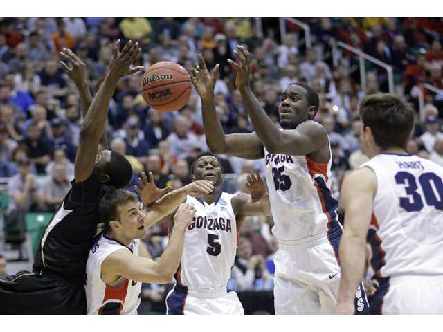 Wichita St.'s 3-pointers boot No. 1 Gonzaga