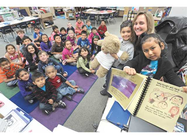 Newhall: Peachland students win $10,000 award with Bobo