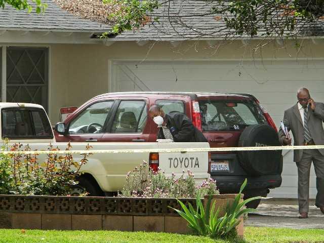 Dozens of detectives investigate LA girl abduction