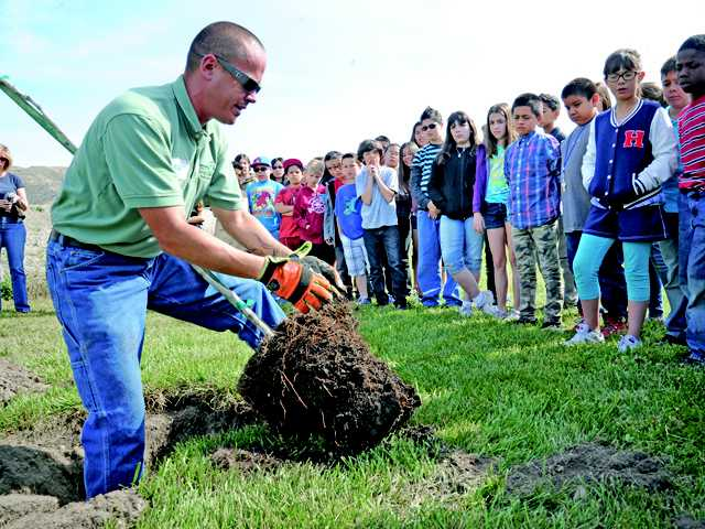 Eco-Career Days event celebrated at Rio Vista Elementary