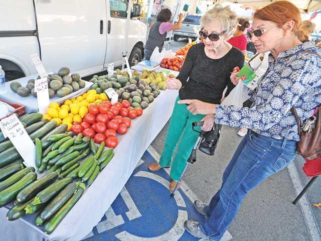 Farmer's Market returns Thursday